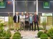 """L'IPES Tournai au Concours du """"Meilleur Jeune Jardinier"""""""