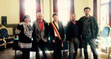 Remise du Prix Gauchez-Philippot, consacré au roman et à la nouvelle