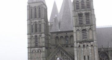 Cathédrale   Restauration de la Chaire de Vérité
