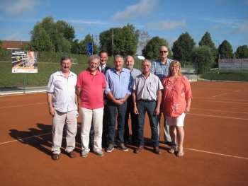 Le grand retour du tournoi de Tennis « Ath Open »