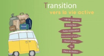 "Le premier salon ""Transition vers la vie active"" hier à Tournai!"