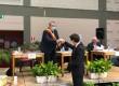 Conseil provincial : passage de flambeau émouvant à la tête de l'administration