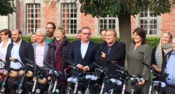 « Ça roule en Cœur du Hainaut », le futur réseau points-nœuds se met en place
