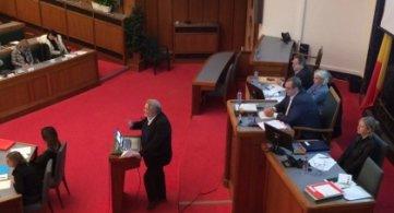 Vote du budget provincial … premières réactions au projet de réforme du Gouvernement wallon