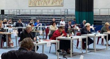 Conseil provincail - Gestion de la crise COVID-19 par l'Institution provinciale