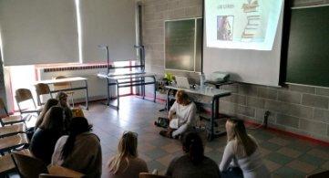 Journée pédagogique « Bienveillance chez le petit enfant », consacrée aux élèves de l'IESPP