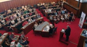 Discours à l'occasion de la constitution de l'Assemblée des Jeunes de la Province de Hainaut et de l'avant-projet de Plan Stratégique et Opérationnel ADHESION 3.0