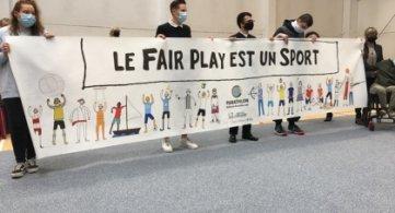 « Le fair-play est un sport »... et l'Institut Jean Jaurès décroche la palme !